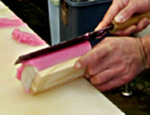 蒲鉾の八木橋 伝統の技